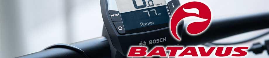 Elektrische fietsen onderdelen Batavus