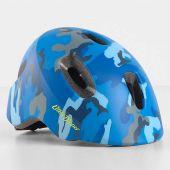 Helm Bontrager Little Dipper MIPS Waterloo Blue mat peuter (46-50cm)