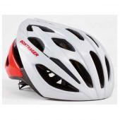 Helm Bontrager Starvos  white/red (L 58-63cm)