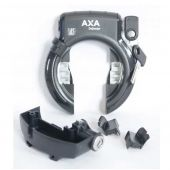 Slot + accuslot Bosch classic Axa Defender BAGAGEDRAGERACCU