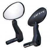Spiegel Cateye BM-500G links zwart
