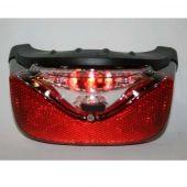 Achterlicht Gazelle A-Vision LED batterijen PowerVision