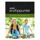 Knooppunter / Bikepointer ANWB losse invul kaartjes