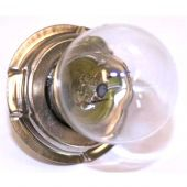 Lamp 12V 20W P26S met kraag