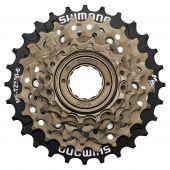 Freewheel Shimano 6v 14-28T MF-TZ500
