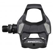 Race pedalen Shimano PD-RS500 SPD-SL zwart