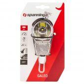Koplamp Spanninga Galeo XB LED Aan / uit batterij