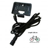 Displayhouder Trek BionX Ride+ G2 PRO display ACHTERWIELMOTOR kabel 140cm