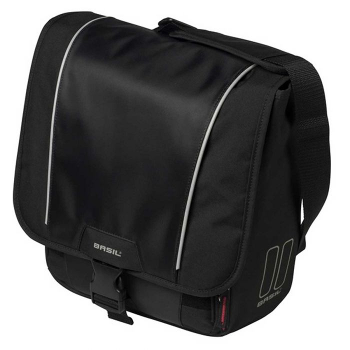 Fietstas enkel Basil Sports Design Schoudertas 18L Black