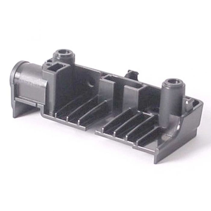 Accu docking onderkap Batavus Razer / Stream Yamaha zwart