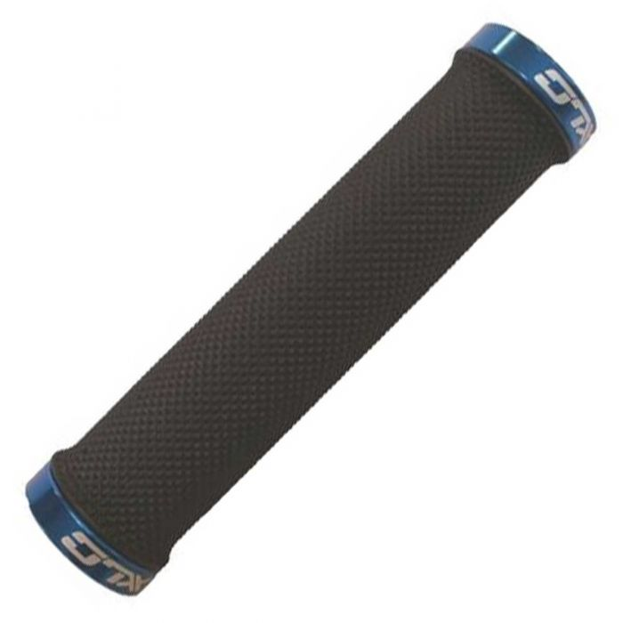 Handvat Batavus XLC zwart/blauw VLG-884-2AD2 135mm