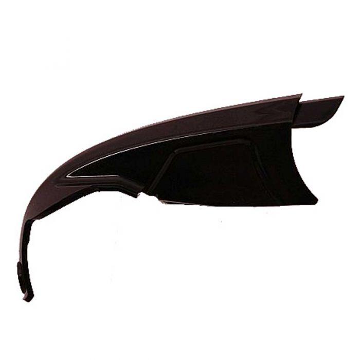 Kettingkast Batavus Axa zwart achterkap