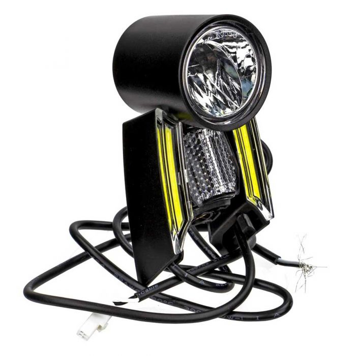 Koplamp Batavus Aerflow 2.0 naafdynamo ND