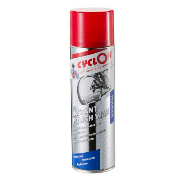 Was Cyclon Instant polish wax spuitbus 500 ml