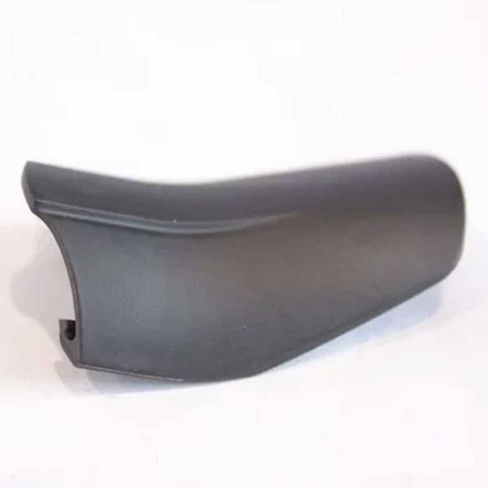 Spatlap Gazelle ROND zwart kort model