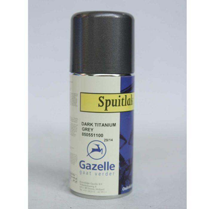 Spuitlak Gazelle 511 Dark titanium grey