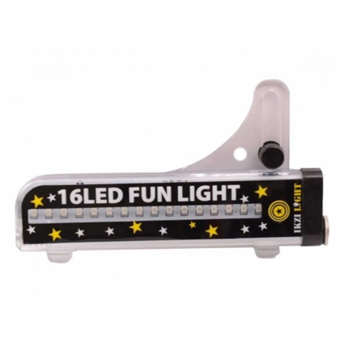 Wielverlichting IKZI Spaaklicht met 16 Led Fun light