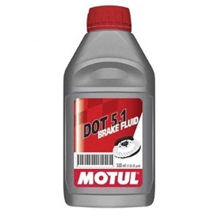 Remvloeistof Motul Brake Fluid DOT 5.1 500 ml