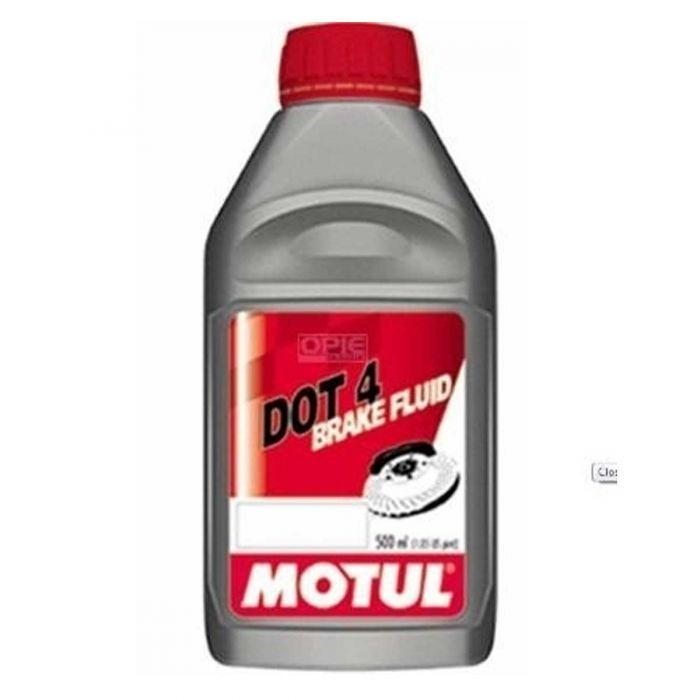 Remvloeistof Motul Brake Fluid DOT 3&4 500 ml