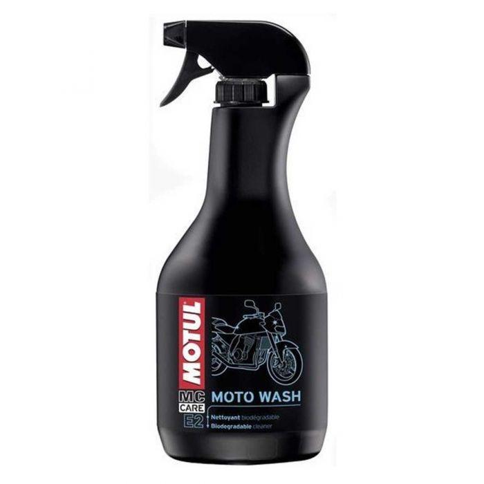 Schoonmaakmiddel / ontvetter Motul Moto Wash E2 spuitfles 1 ltr