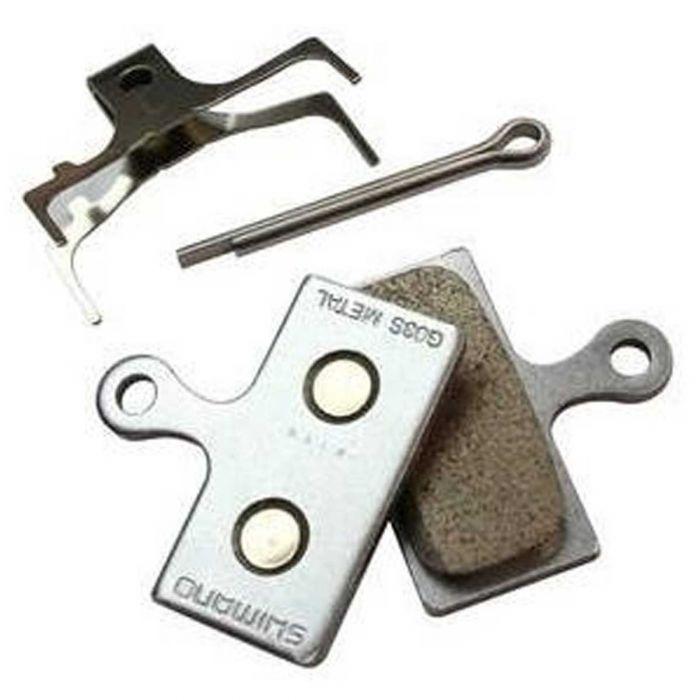 Schijfremblokken Shimano Deore XT / SLX / Alfine metal BR-M785