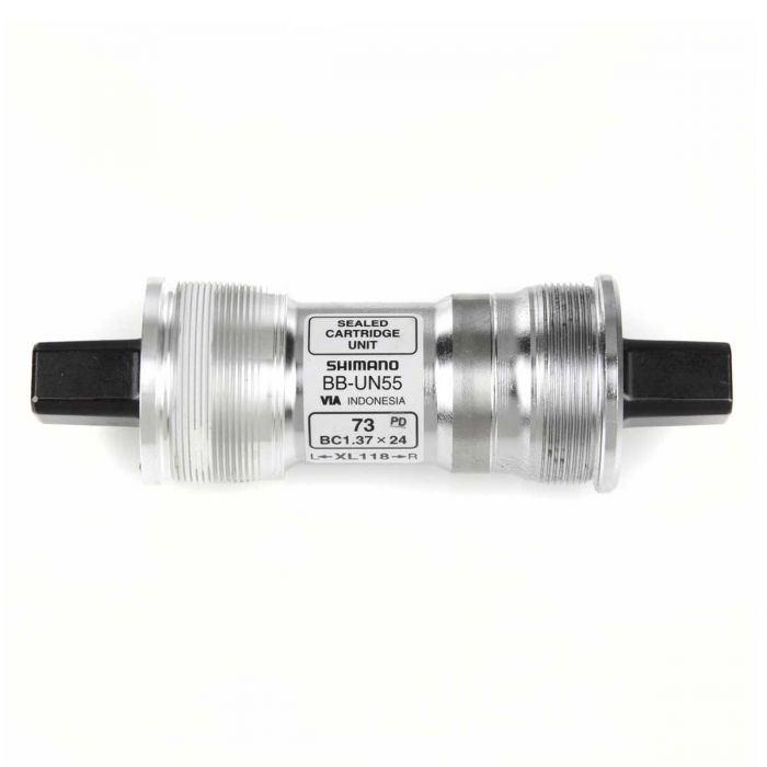Trapas Shimano BB-UN55 73-118 BSA bracketset