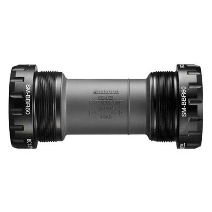 Trapas Shimano SM-BBR60 Italiaanse draad Ultegra Bottom Bracket lagers lagercups