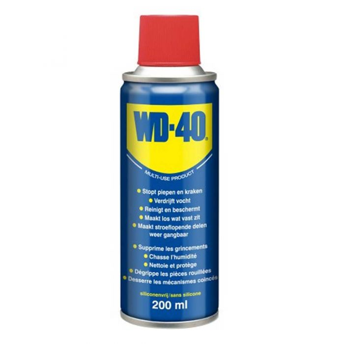 Multispray WD40 spuitbus 200 ml