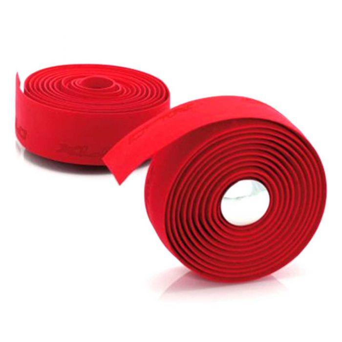 Stuurlint XLC GR-T01 Cork Gel rood