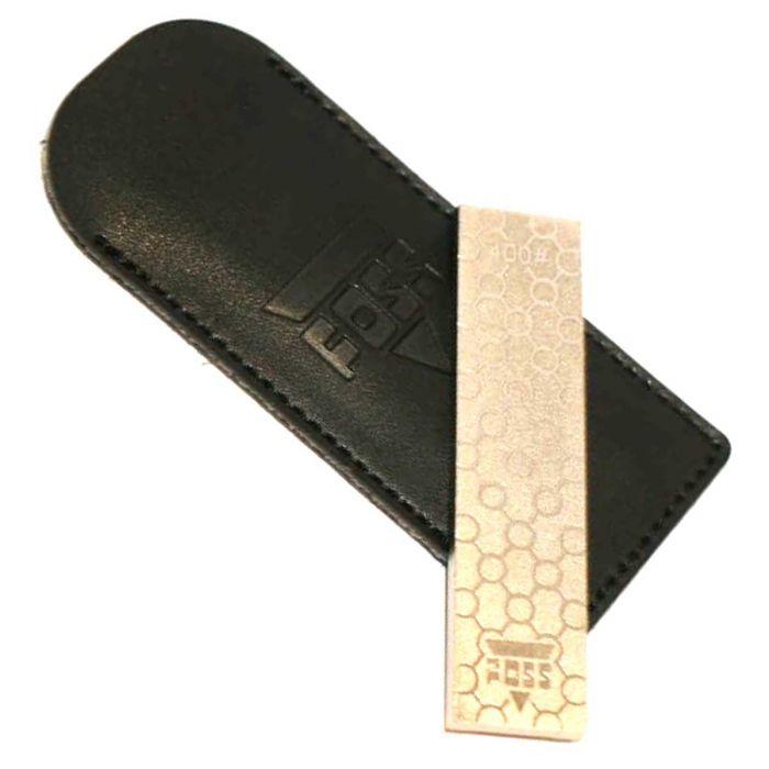 Wetsteen / pocket steen Zandstra 7800 diamant Foss PDD