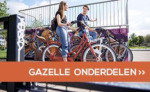 Online Gazelle onderdelen bestellen!