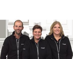 Ons team helpt u graag!